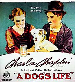 Charlie Chaplin Poster...