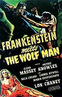 مجموعة كبيرة من صور افلام الرعب القديمة من عام 1900 الى ؟؟ Meets-wolfman