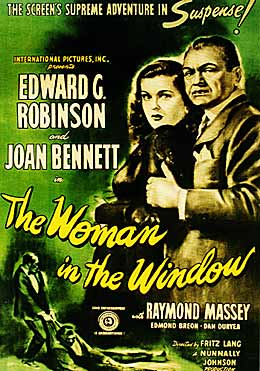 Woman in the Window movie poster