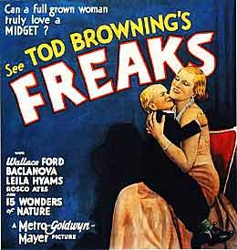 مجموعة كبيرة من صور افلام الرعب القديمة من عام 1900 الى ؟؟ Freaks