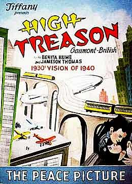 High Treason movie poster