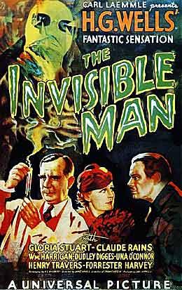 مجموعة كبيرة من صور افلام الرعب القديمة من عام 1900 الى ؟؟ Invisible-man