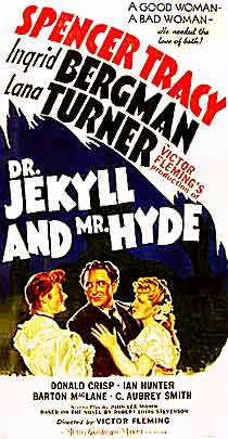 Dr. Jekyll & Mr. Hyde 1941 movie poster