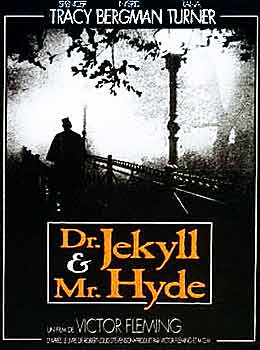 Spencer Tracy as Dr. Jekyll & Mr. Hyde 1941 movie poster