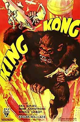 مجموعة كبيرة من صور افلام الرعب القديمة من عام 1900 الى ؟؟ King-kong
