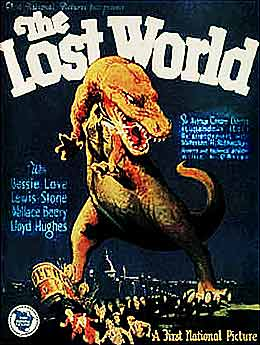 Lost World movie poster