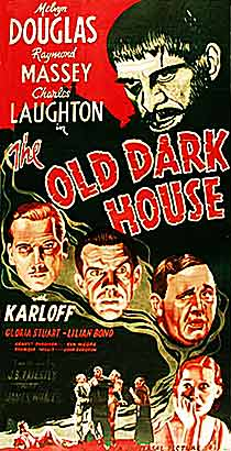 The Old Dark House movie poster